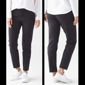Lululemon city trek trousers size 6 black